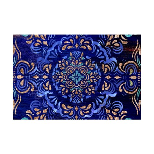 Design for Abstract Dark Swirl by Marian Nixon
