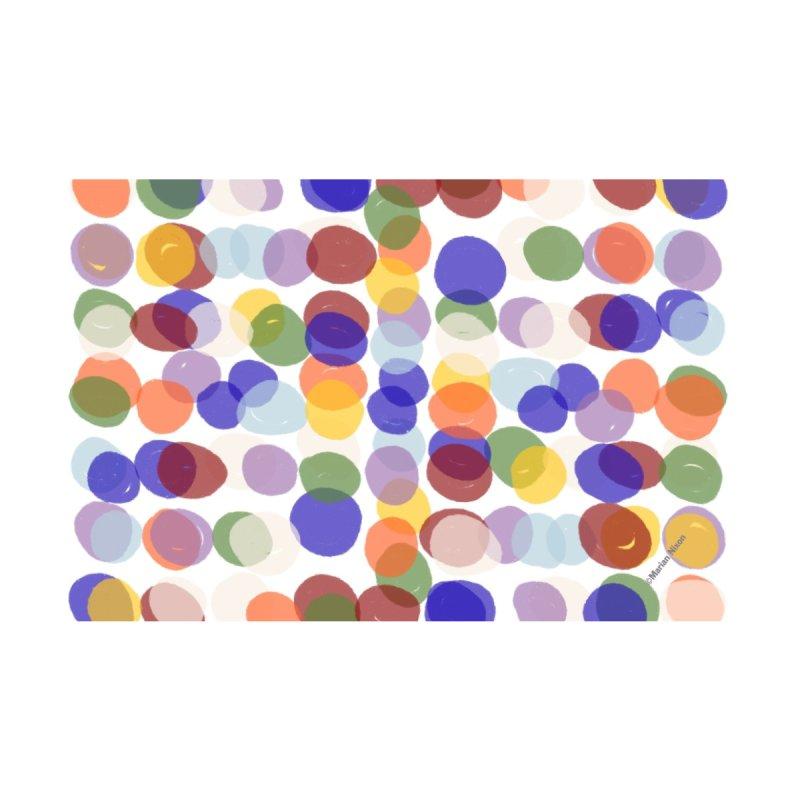Fun Polka Dots by Marian Nixon Kids Toddler Zip-Up Hoody by Marian Nixon's Artist Shop