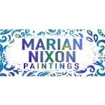 Logo for Marian Nixon's Artist Shop