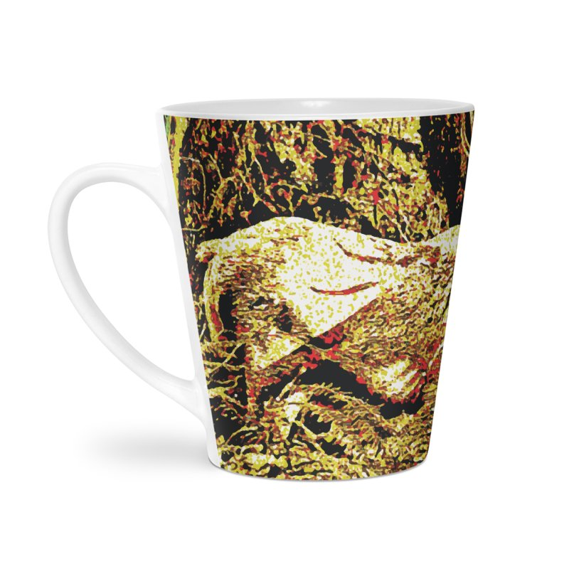 Antlers in the Wild Accessories Latte Mug by MariecorAgravante's Artist Shop