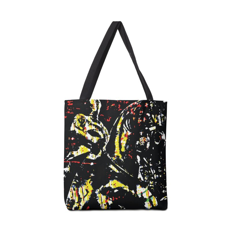 Armored Knight and Steed Accessories Tote Bag Bag by MariecorAgravante's Artist Shop
