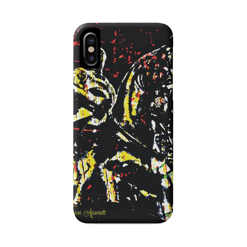 Armored Knight and Steed Accessories Phone Case by MariecorAgravante's Artist Shop