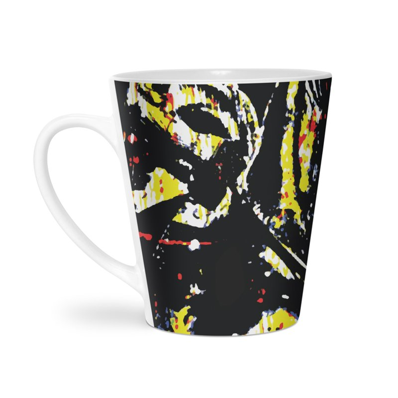 Armored Knight and Steed Accessories Latte Mug by MariecorAgravante's Artist Shop