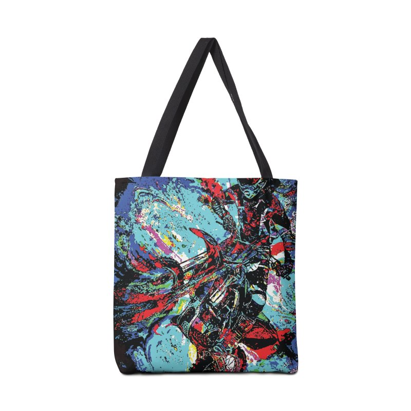Biking Rugged Accessories Bag by MariecorAgravante's Artist Shop