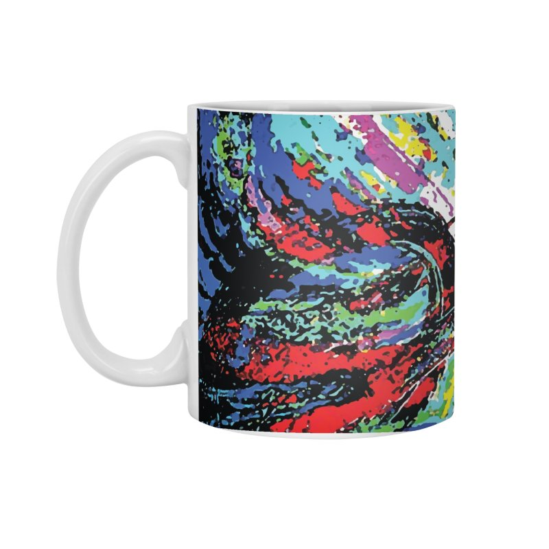 Biking Rugged Accessories Standard Mug by MariecorAgravante's Artist Shop