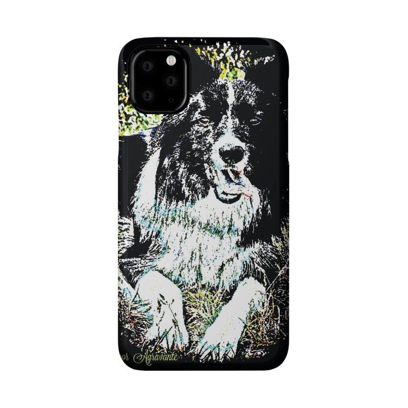 Border Collie Accessories Phone Case by MariecorAgravante's Artist Shop