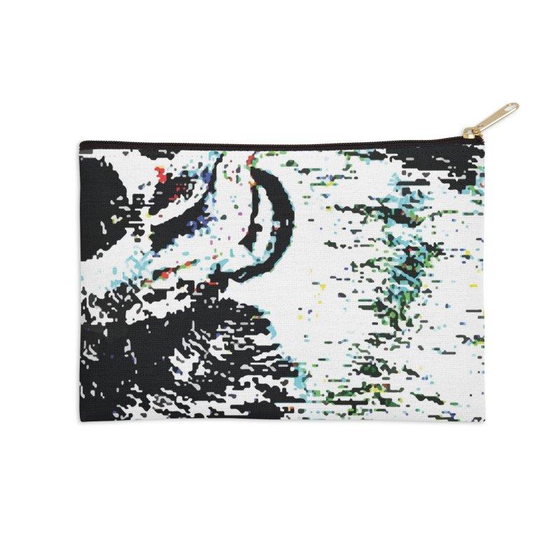 Border Collie Accessories Zip Pouch by MariecorAgravante's Artist Shop