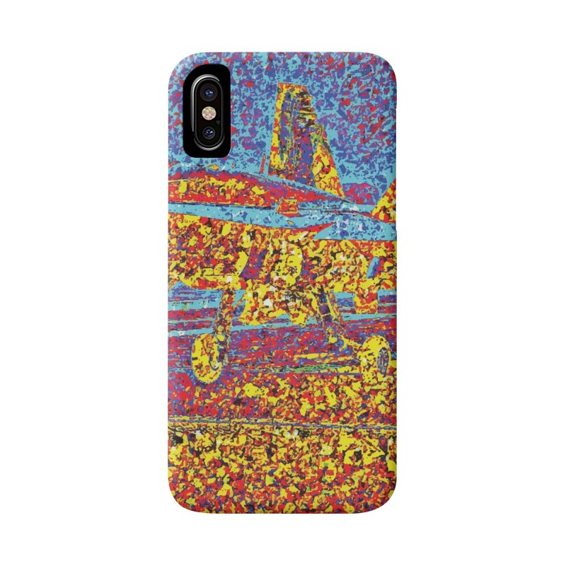 Carrier Takeoff Accessories Phone Case by MariecorAgravante's Artist Shop