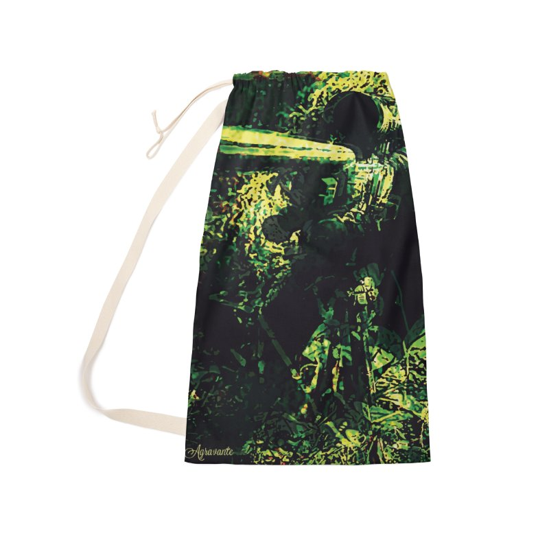 Covered Sniper and Spotter Accessories Bag by MariecorAgravante's Artist Shop