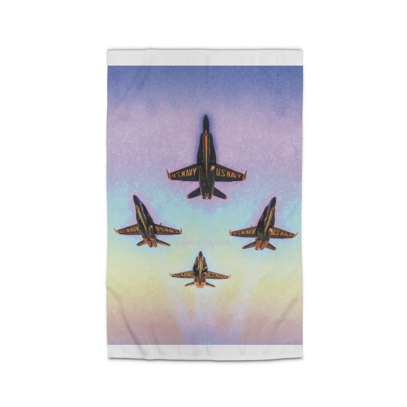 Blue Angels Squadron Home Rug by MariecorAgravante's Artist Shop