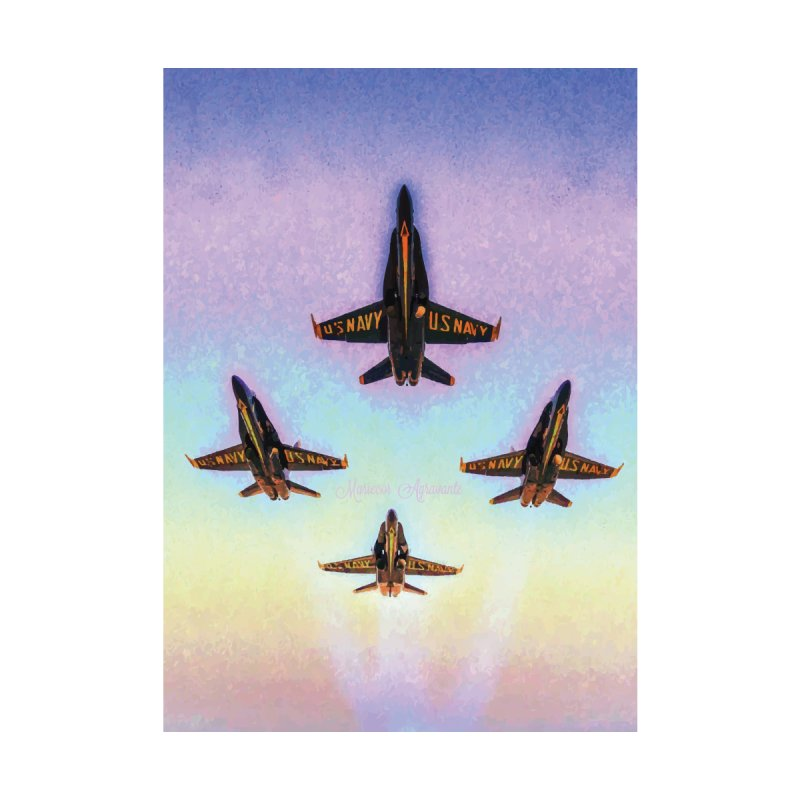 Blue Angels Squadron by MariecorAgravante's Artist Shop