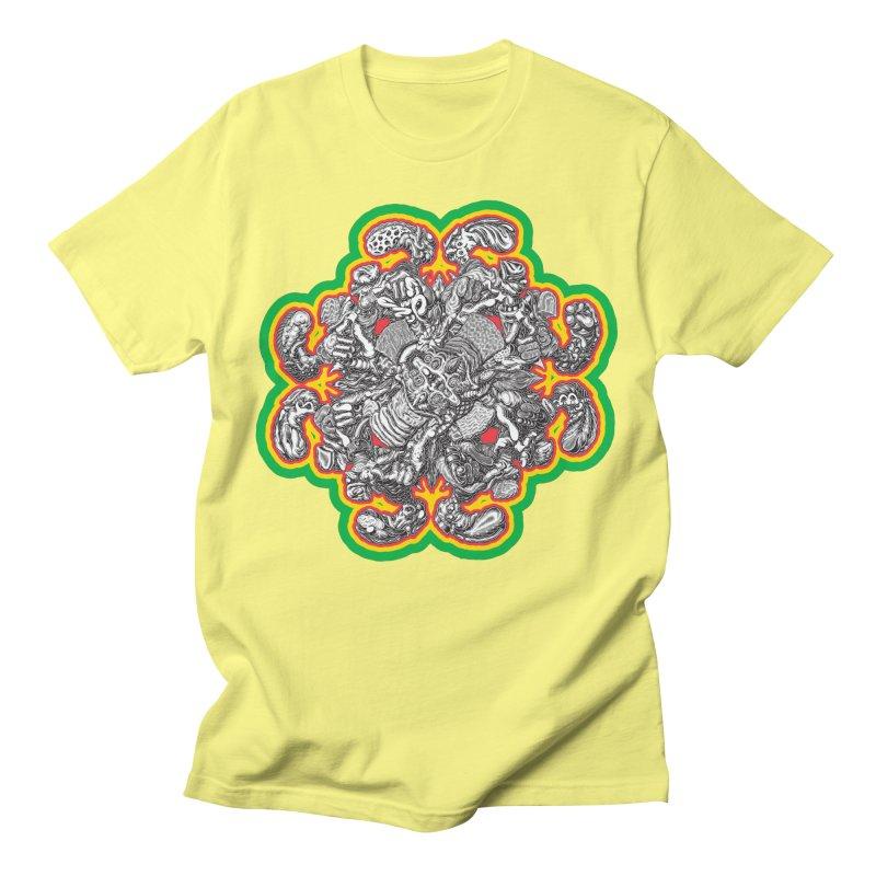 madder hatter Men's T-Shirt by Mark Dean Veca