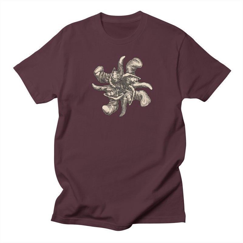 SJC Men's Regular T-Shirt by Mark Dean Veca