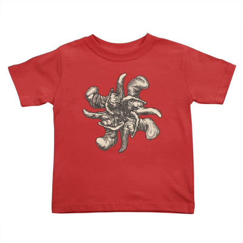 SJC Kids Toddler T-Shirt by Mark Dean Veca