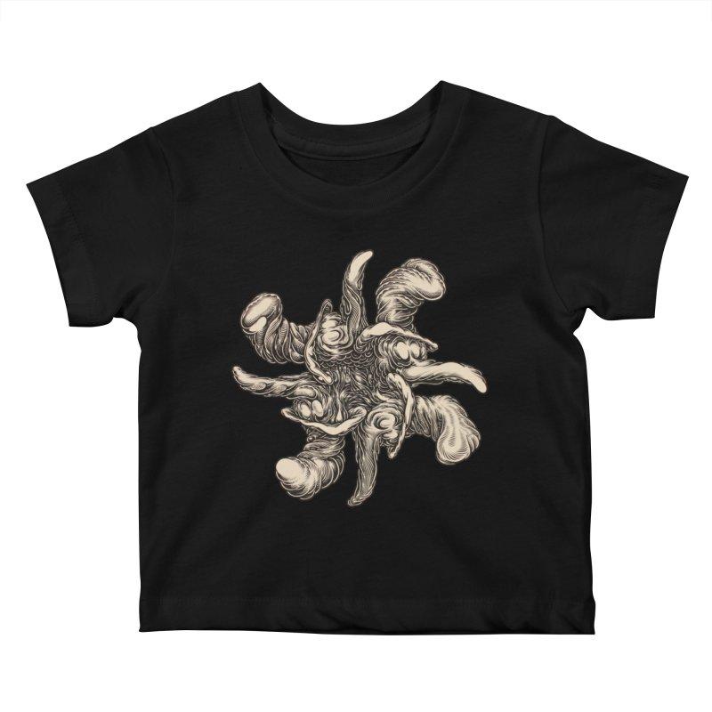 SJC Kids Baby T-Shirt by Mark Dean Veca