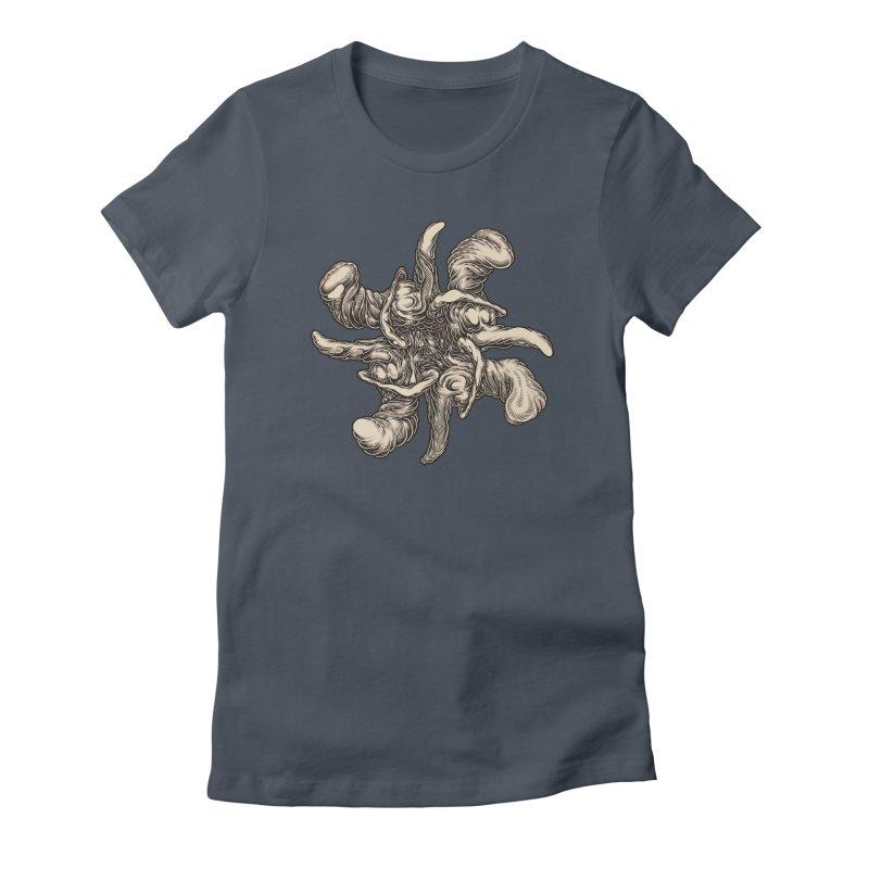 SJC Women's T-Shirt by Mark Dean Veca