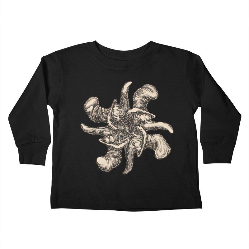 SJC Kids Toddler Longsleeve T-Shirt by Mark Dean Veca