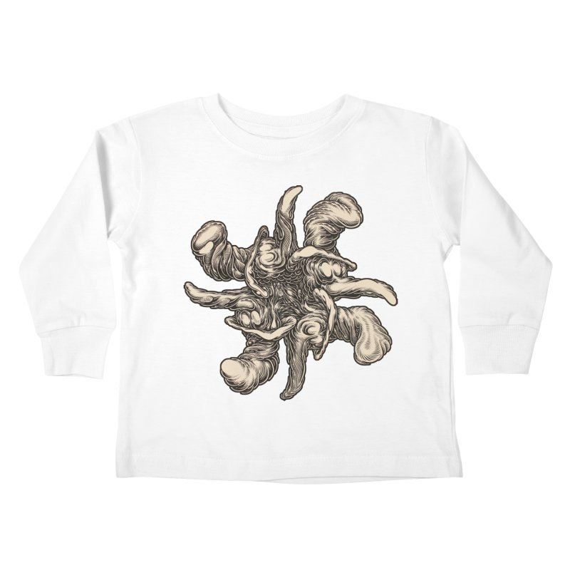 SJC Kids Toddler Longsleeve T-Shirt by Mark Dean Veca