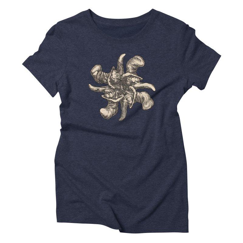 SJC Women's Triblend T-Shirt by Mark Dean Veca