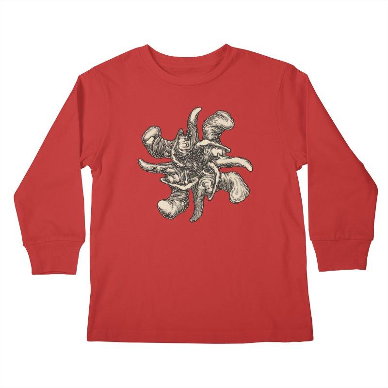 SJC Kids Longsleeve T-Shirt by Mark Dean Veca