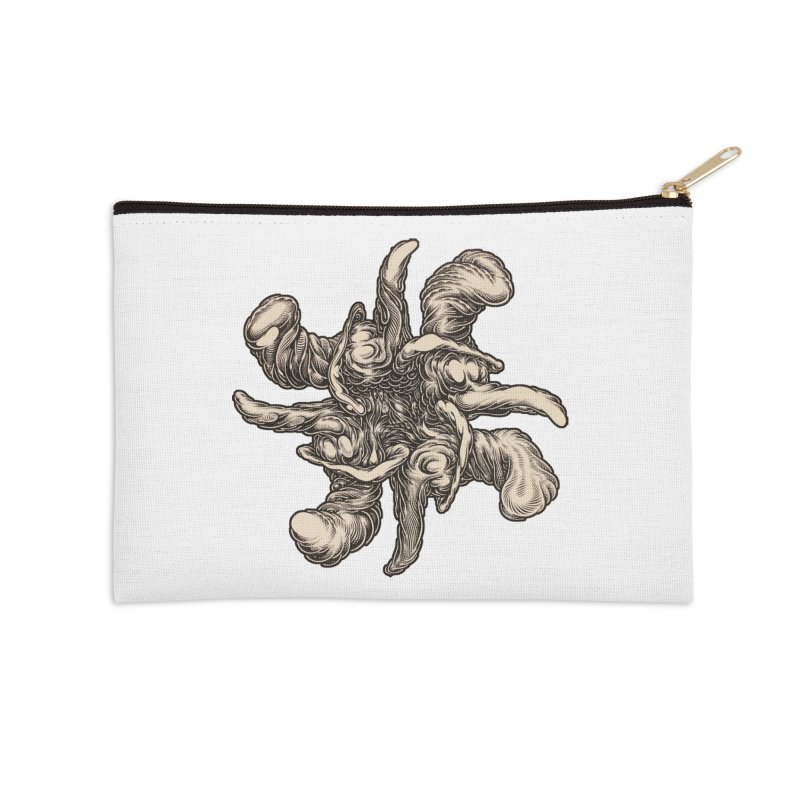 SJC Accessories Zip Pouch by Mark Dean Veca