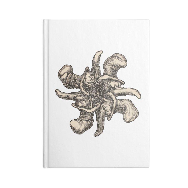 SJC Accessories Lined Journal Notebook by Mark Dean Veca