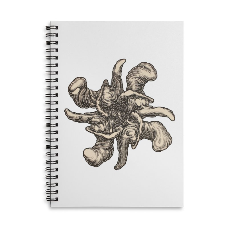 SJC Accessories Notebook by Mark Dean Veca