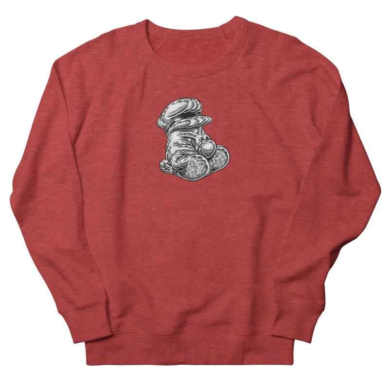 I yam. Women's French Terry Sweatshirt by Mark Dean Veca