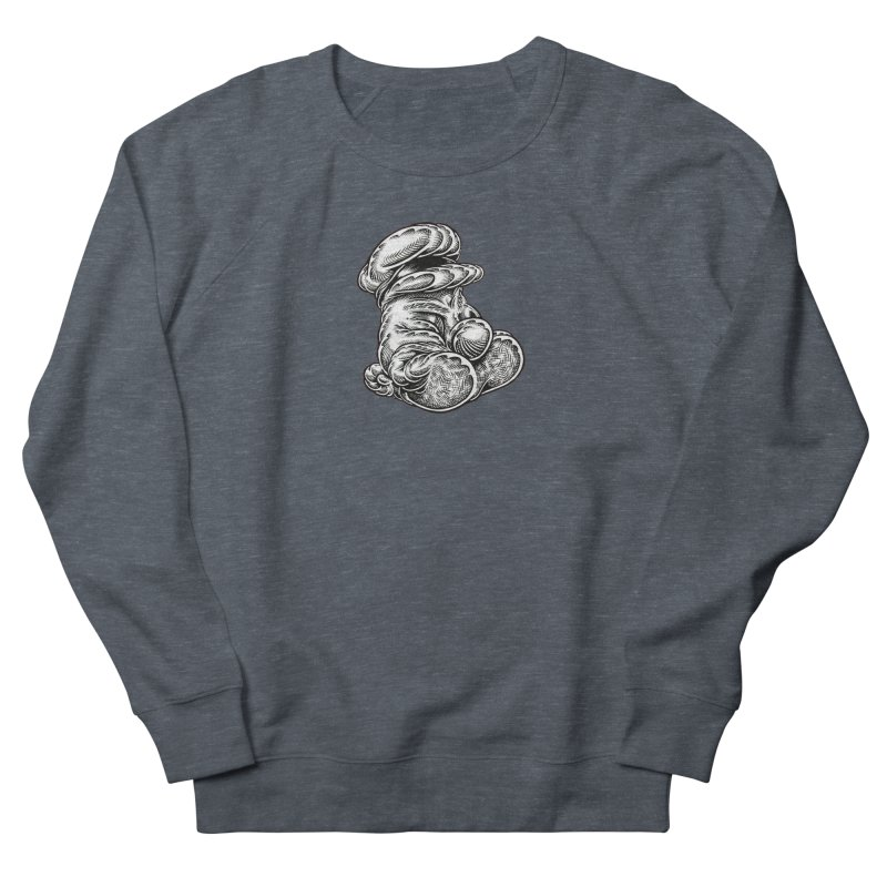 I yam. Men's French Terry Sweatshirt by Mark Dean Veca