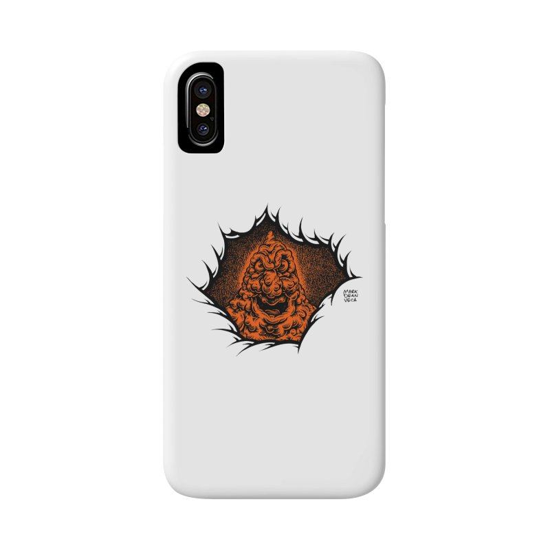 Boogeyman Accessories Phone Case by Mark Dean Veca