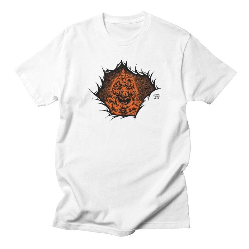 Boogeyman Men's T-Shirt by Mark Dean Veca