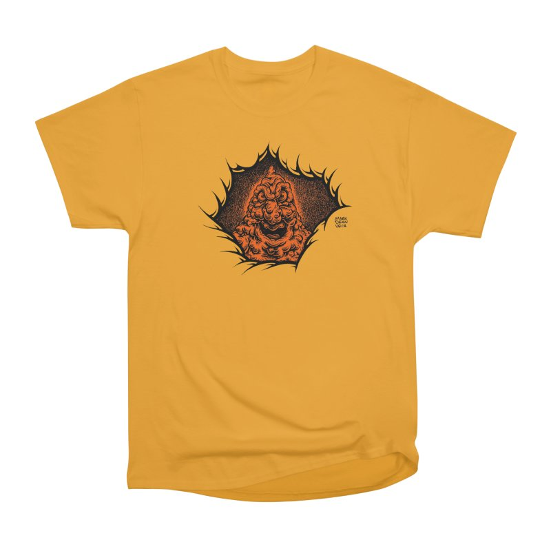 Boogeyman Men's Heavyweight T-Shirt by Mark Dean Veca