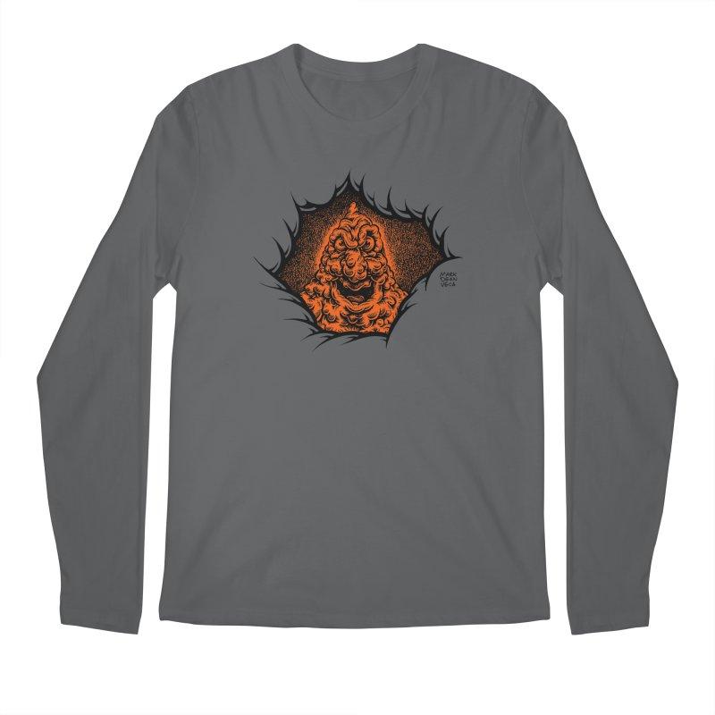 Boogeyman Men's Longsleeve T-Shirt by Mark Dean Veca