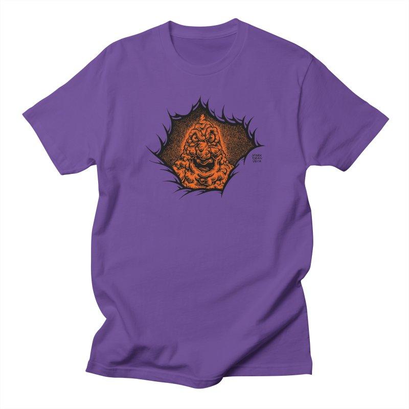 Boogeyman Women's Regular Unisex T-Shirt by Mark Dean Veca