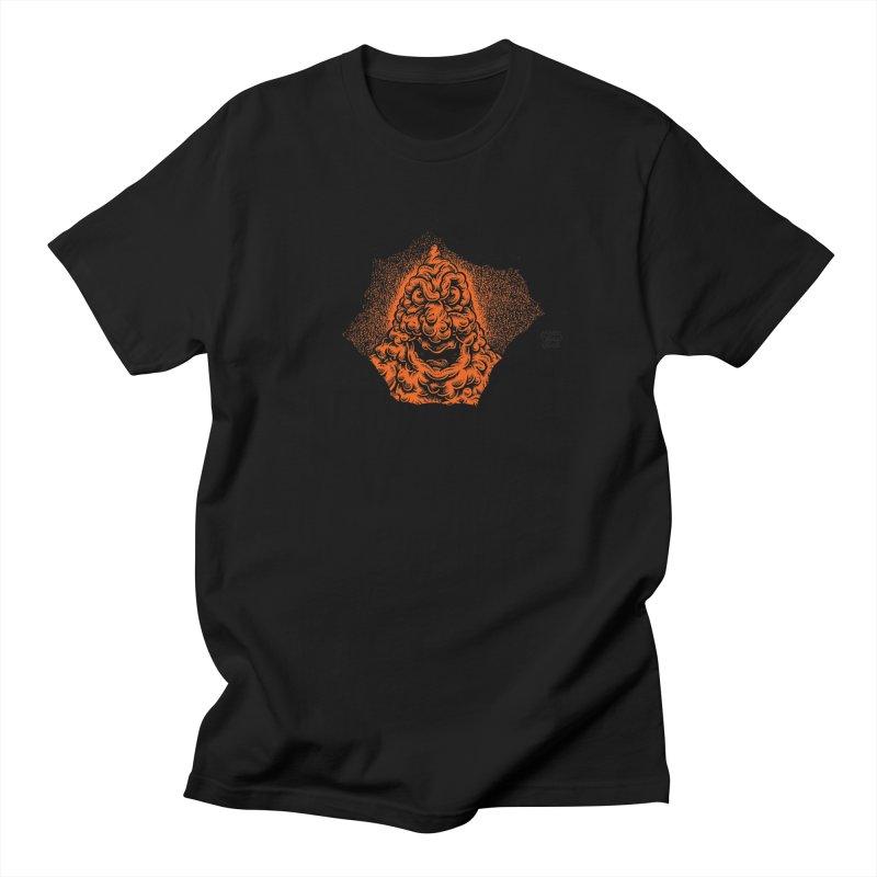 Boogeyman Men's Regular T-Shirt by Mark Dean Veca