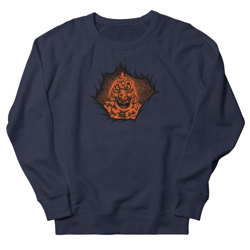 Boogeyman Men's French Terry Sweatshirt by Mark Dean Veca