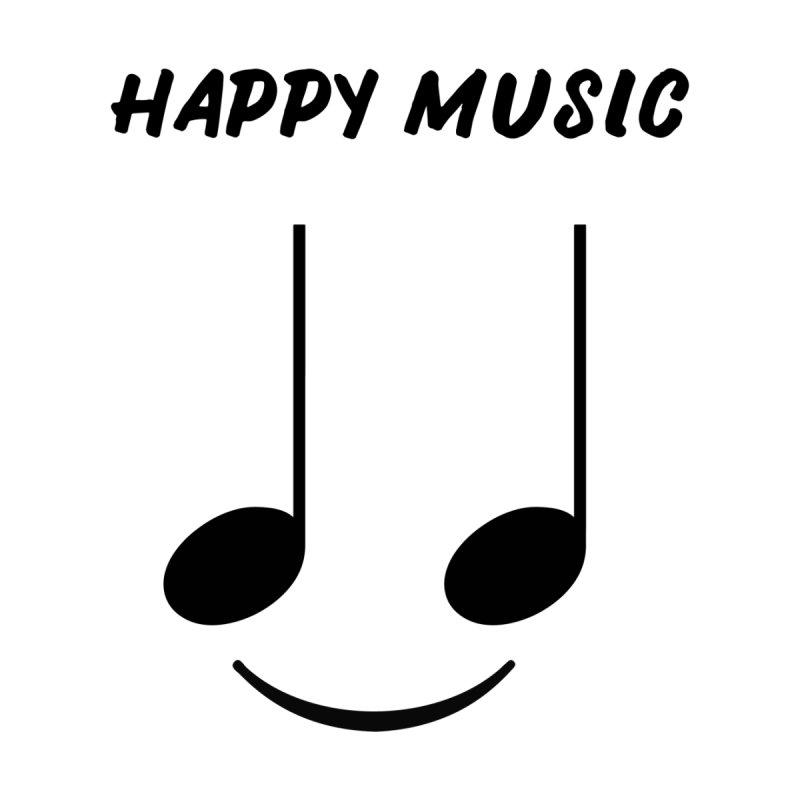 Happy Music Home Fine Art Print by MaroDek's Artist Shop