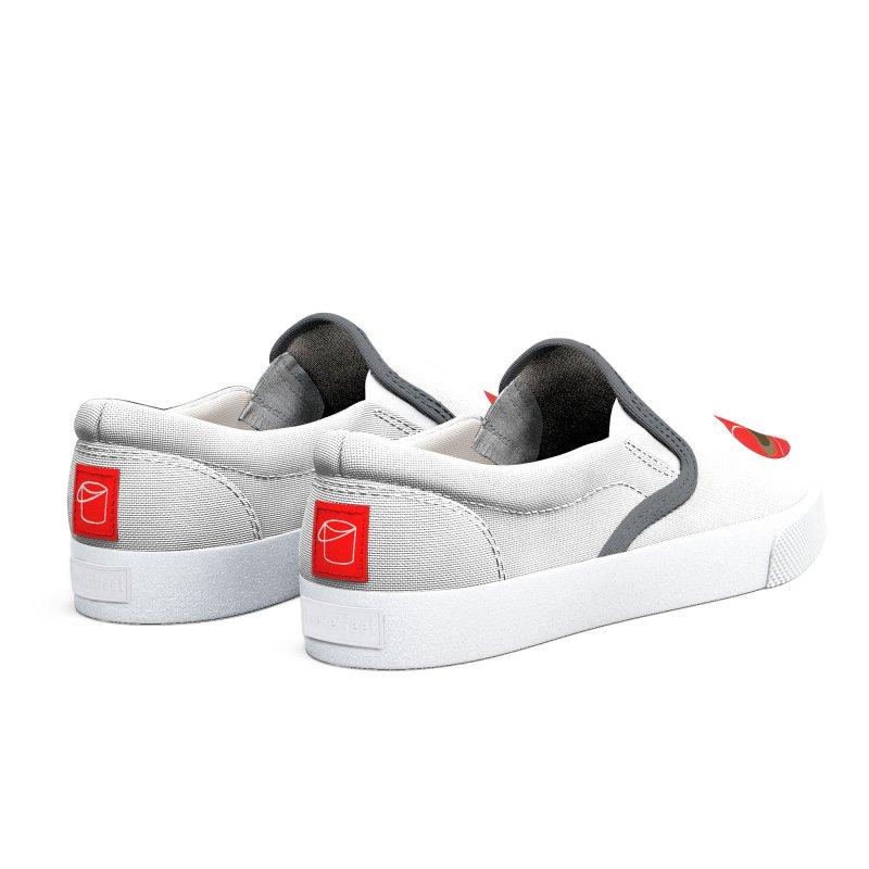 Racing Helmet Men's Shoes by MaroDek's Artist Shop