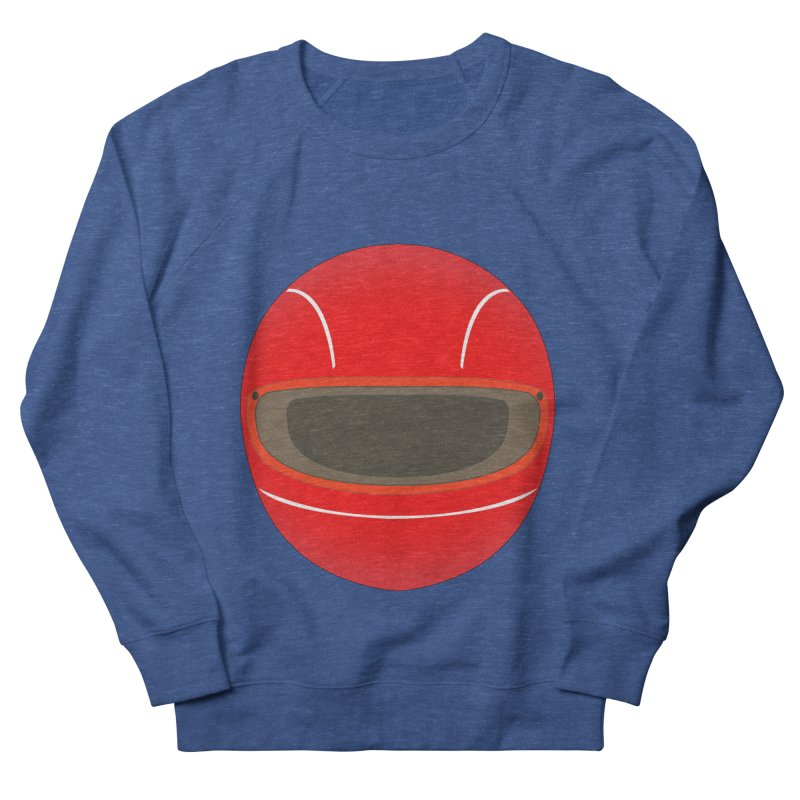 Racing Helmet Men's Sweatshirt by MaroDek's Artist Shop