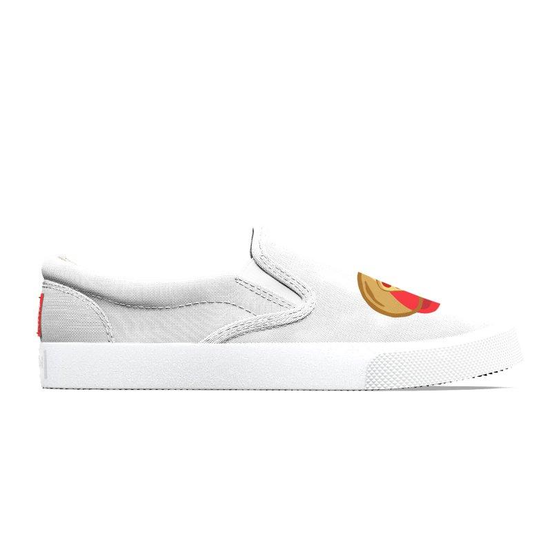 Pizza Venn Diagram Men's Shoes by MaroDek's Artist Shop