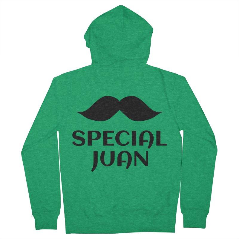Special Juan Men's Zip-Up Hoody by MaroDek's Artist Shop