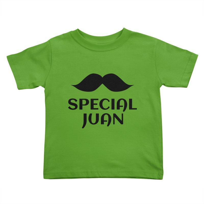 Special Juan Kids Toddler T-Shirt by MaroDek's Artist Shop