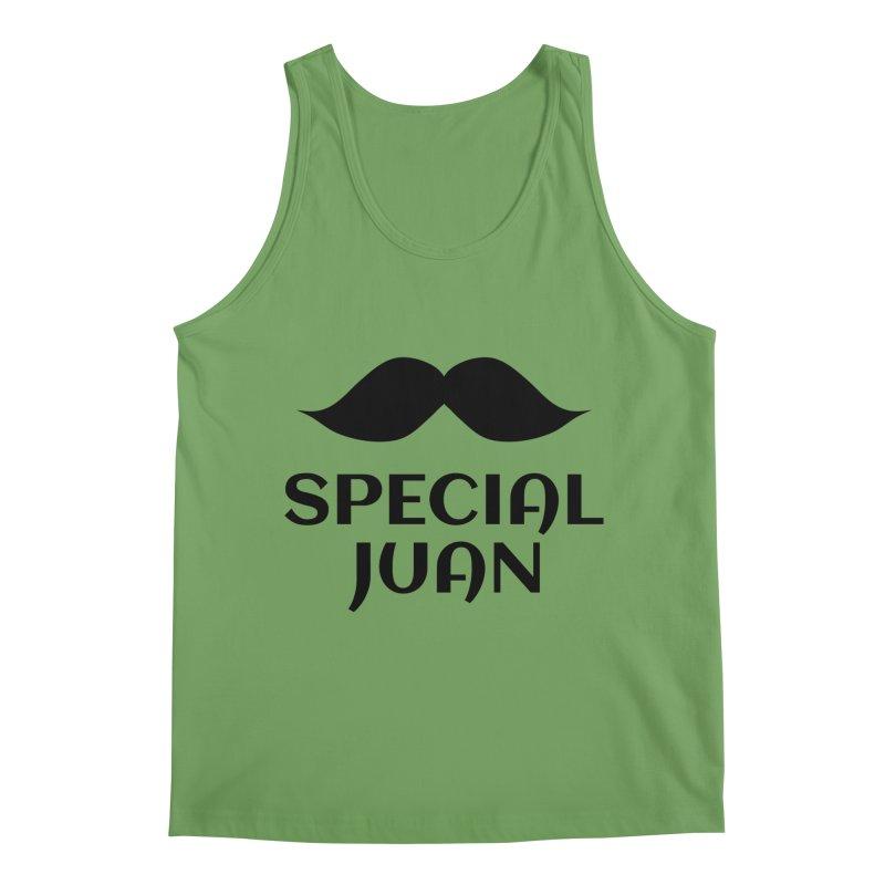 Special Juan Men's Tank by MaroDek's Artist Shop
