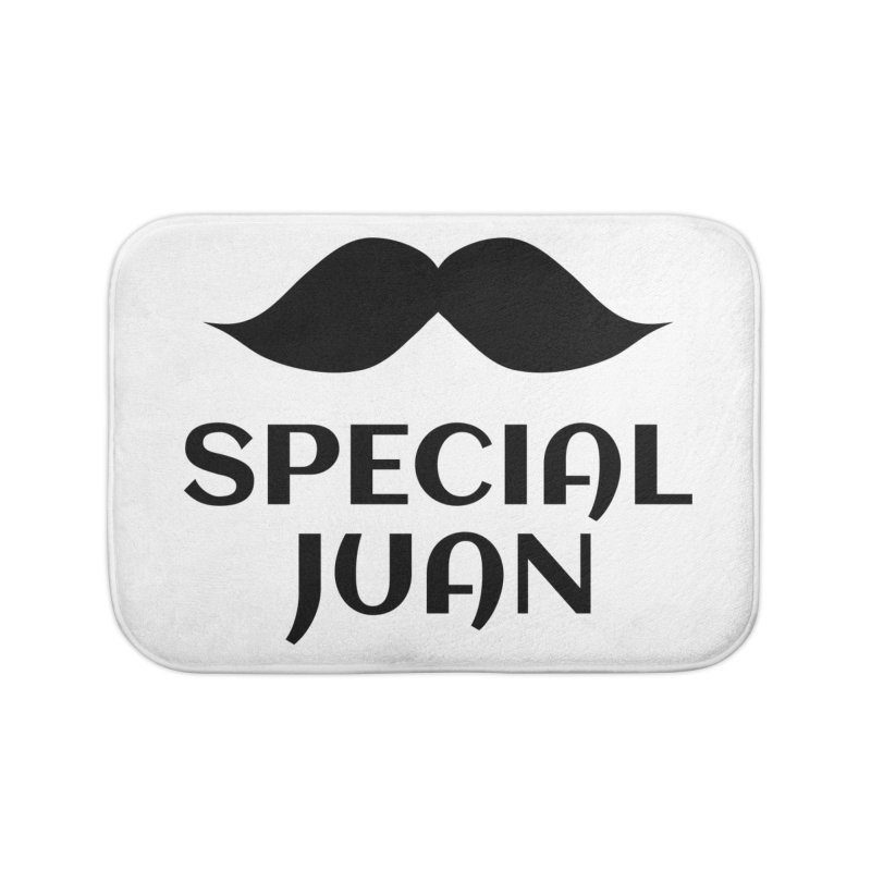 Special Juan Home Bath Mat by MaroDek's Artist Shop