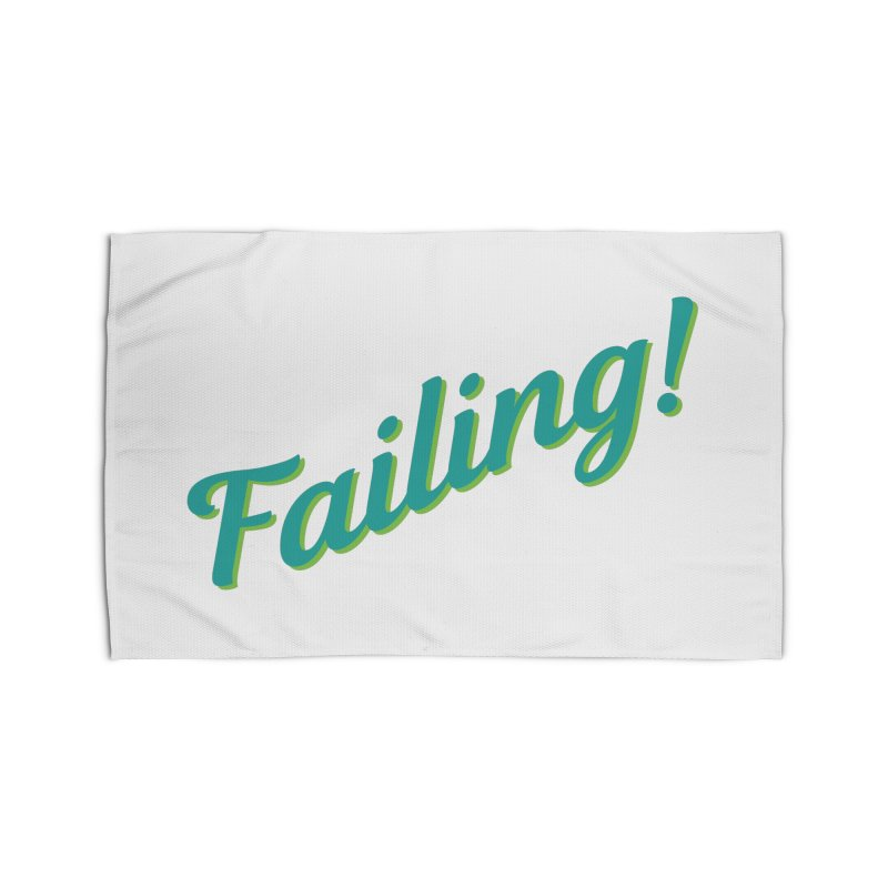 Failing! Home Rug by MaroDek's Artist Shop