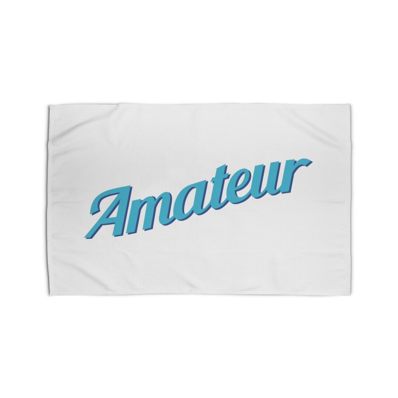 Amateur Home Rug by MaroDek's Artist Shop