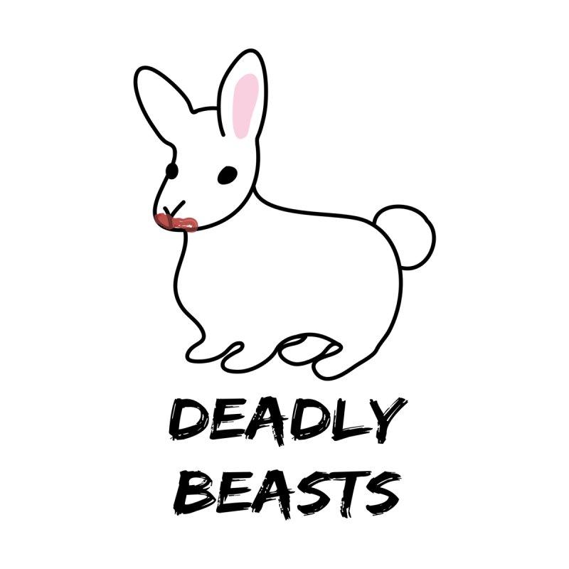 Deadly Beast Women's T-Shirt by MaroDek's Artist Shop