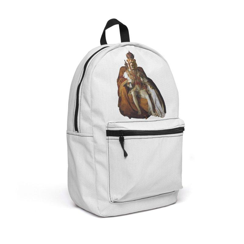 King Lion Accessories Bag by MaroDek's Artist Shop