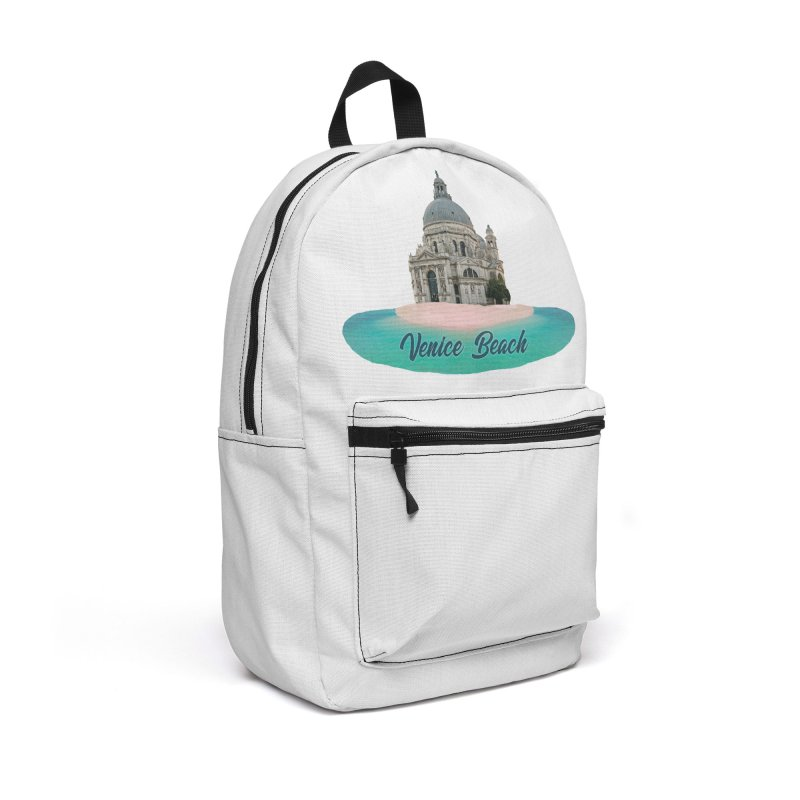 Venice Beach Accessories Bag by MaroDek's Artist Shop