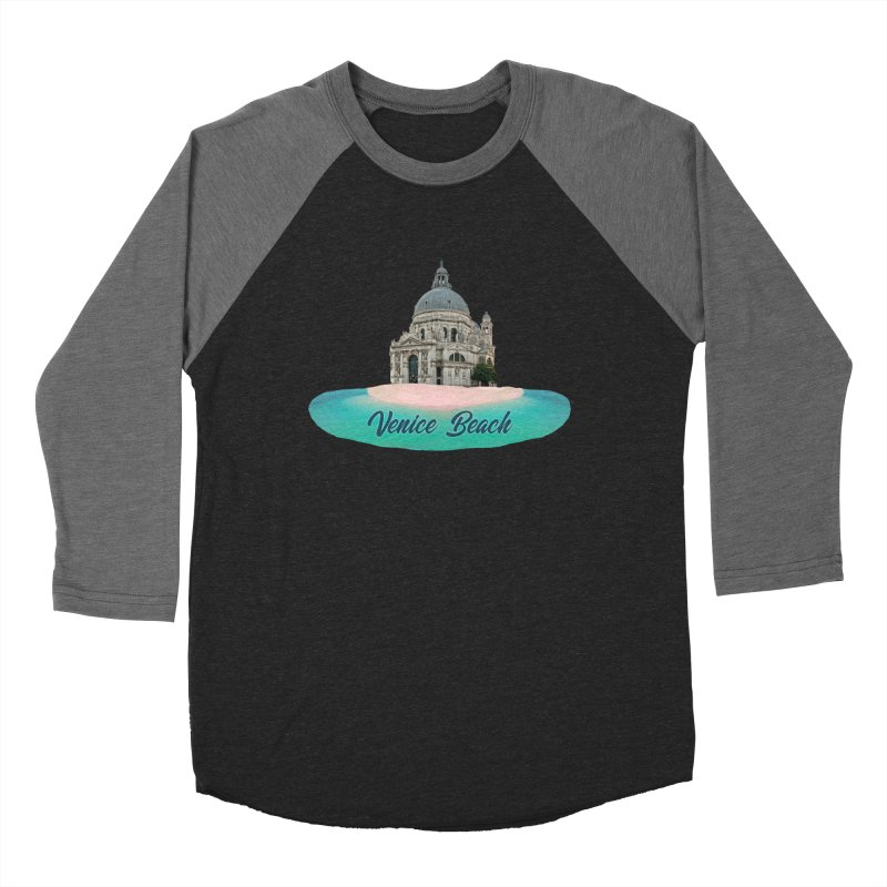 Venice Beach Women's Longsleeve T-Shirt by MaroDek's Artist Shop
